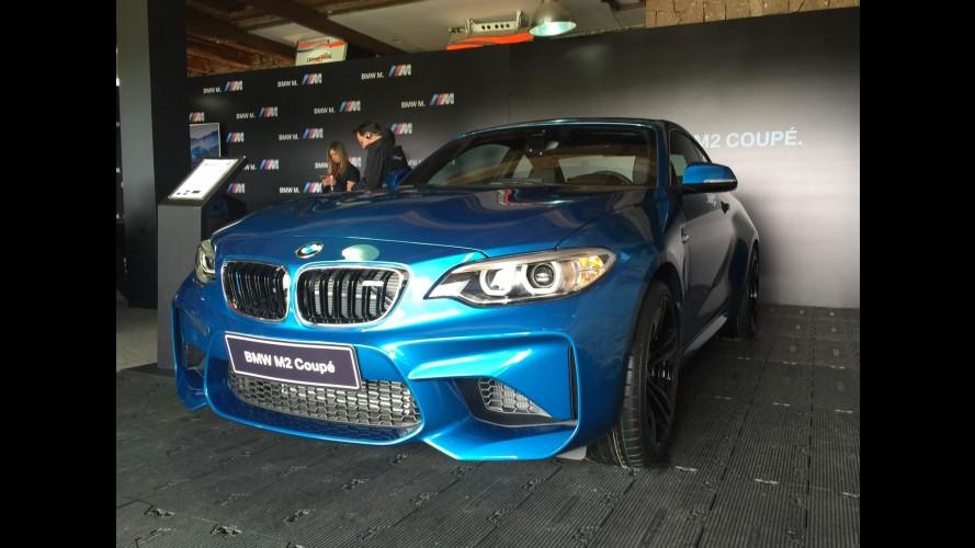 Caçula da BMW Motorsport, M2 é lançado no Brasil por R$ 379.950