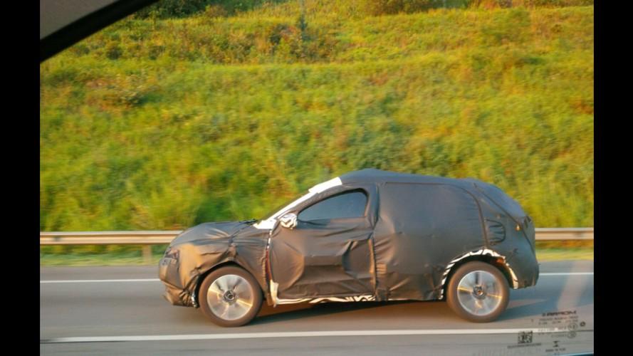 Nissan faz dois anos em Resende e prepara produção do Kicks (novo flagra)