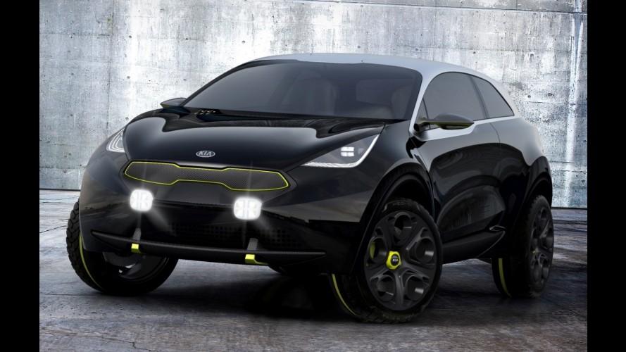 Kia também terá SUV compacto para brigar com HR-V, Renegade e cia