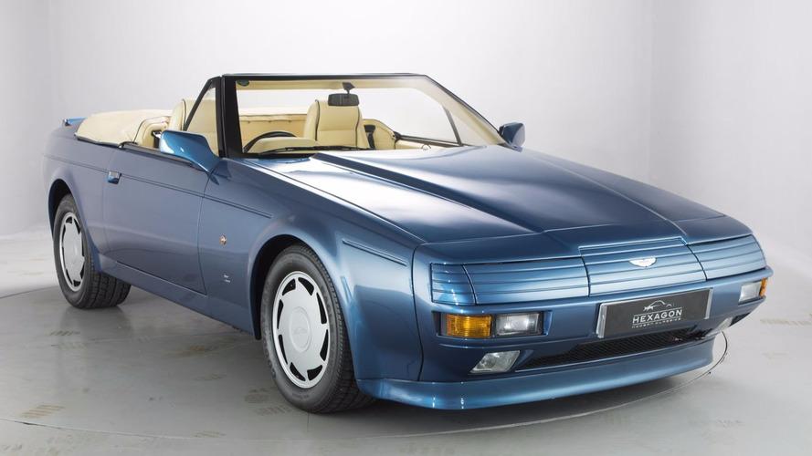 Aston Martin V8 Volante Zagato 1989