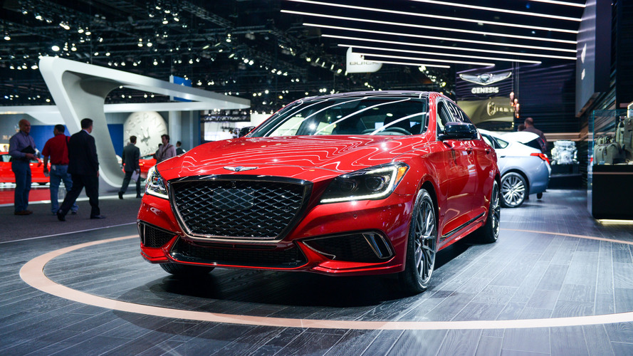 Genesis Boss: We Don't Need No Stinking Fast Halo Car