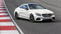 Mercedes-AMG C63 Coupe Black Series render