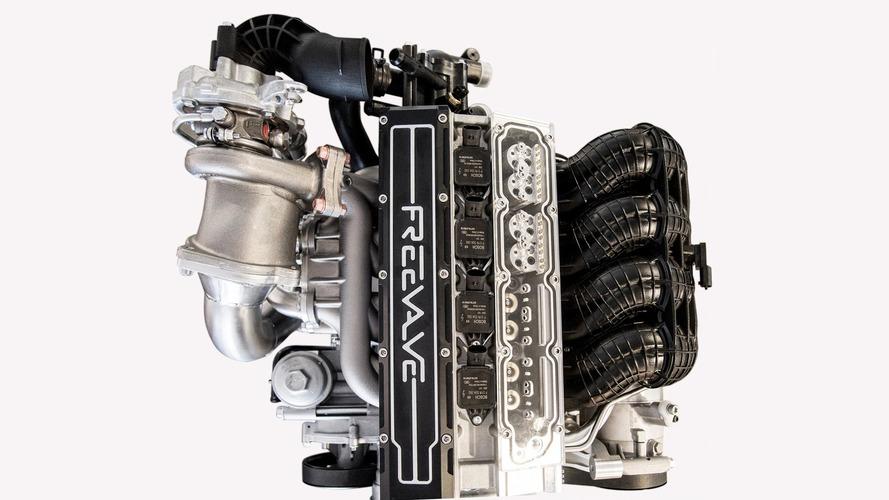 FreeValve Motor