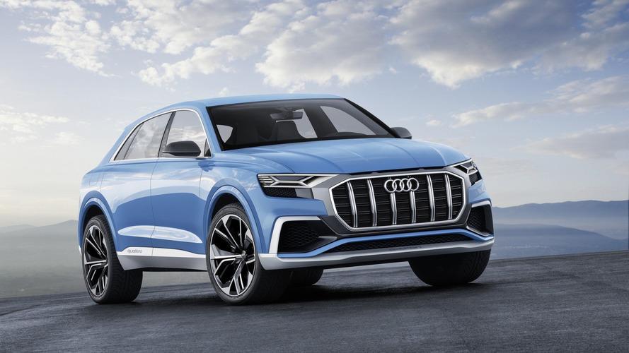 Q8 Concept mostra como será o novo SUV da Audi para 2018