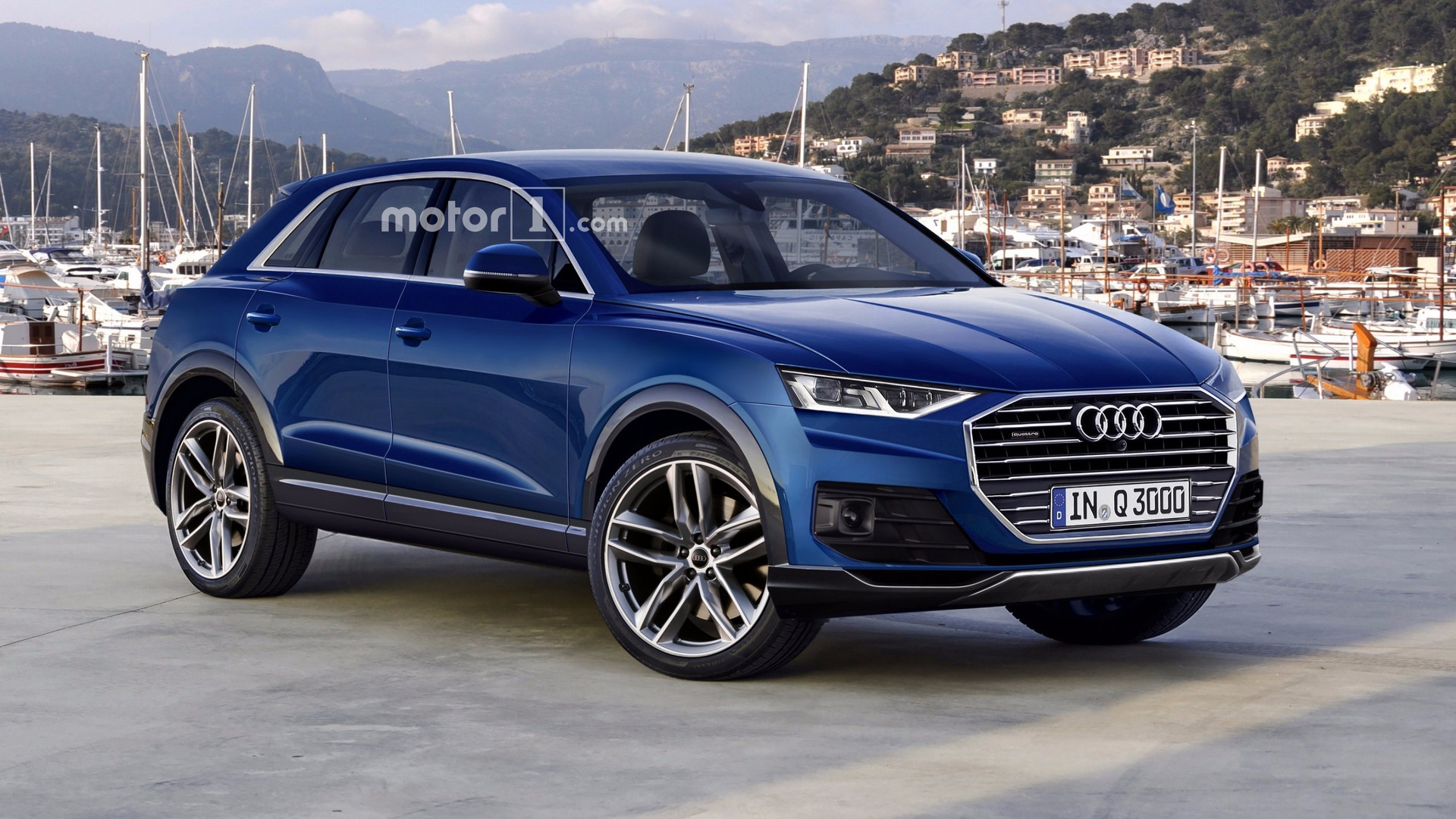 Audi Q EV Allegedly In The Works With EGolf Hardware - Audi q3 hybrid