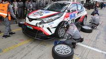 #326 Toyota Gazoo Racing, Toyota C-HR Racing- Masahiko Kageyama, Kumi Sato, Tomoyuki Katayama
