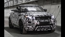 Conversível: Land Rover confirma produção do Evoque Cabrio