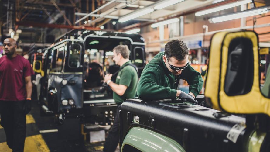 Jaguar Land Rover - 1000 postes ont été supprimés