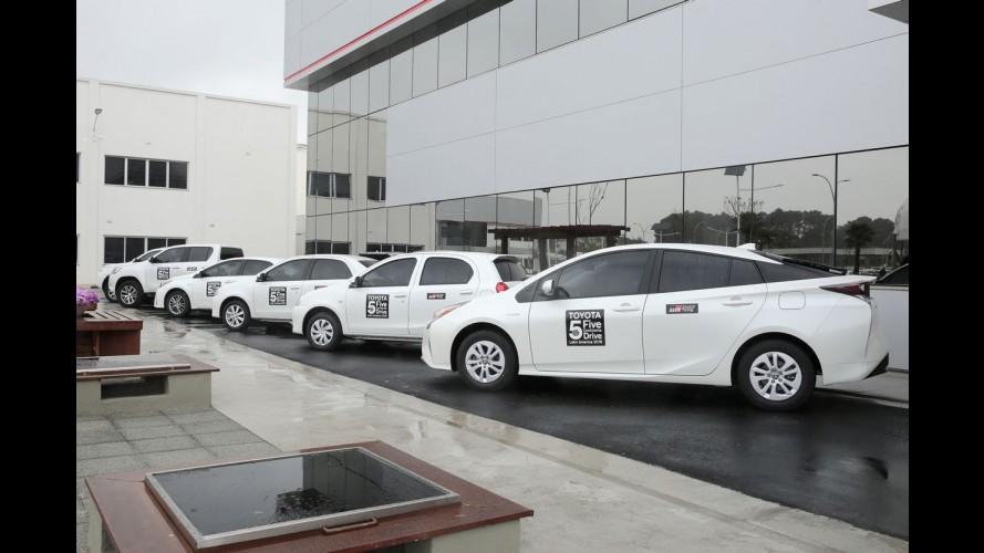 Toyota inaugura centro de pesquisa em São Bernardo (SP); o 1º da marca na América Latina
