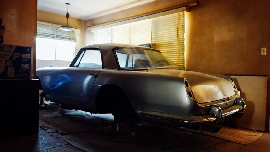 Insolite - Une Ferrari 250 GT retrouvée dans un appartement à vendre