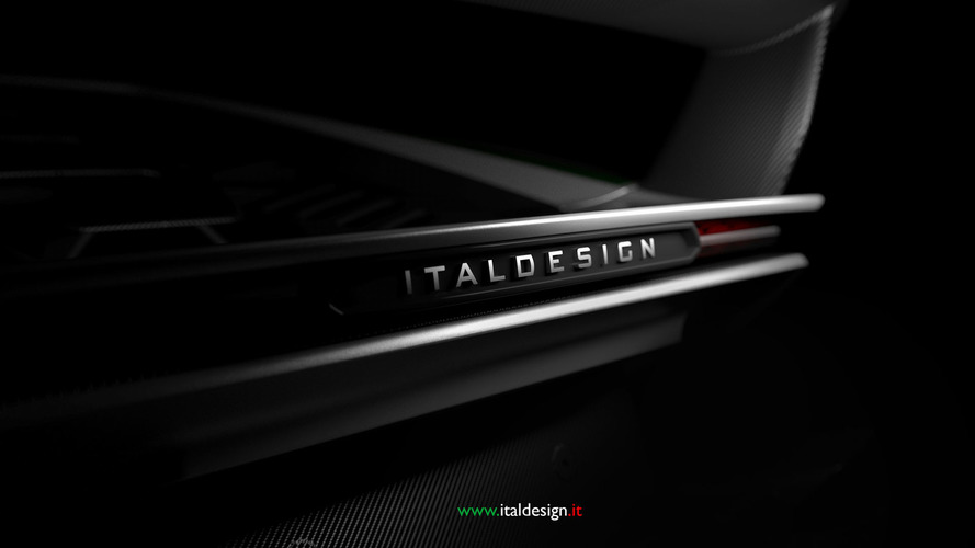 Italdesign's fourth and last teaser hints at something fast