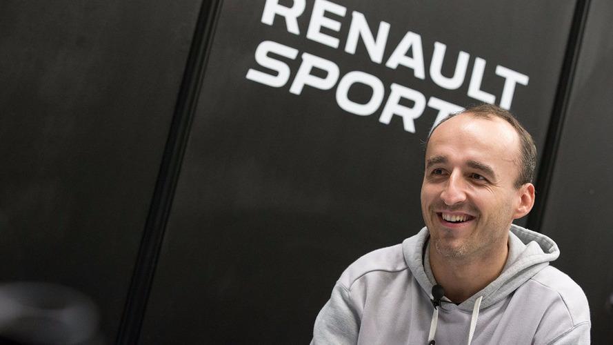 De olho em retorno, Kubica garante novo teste com a Renault