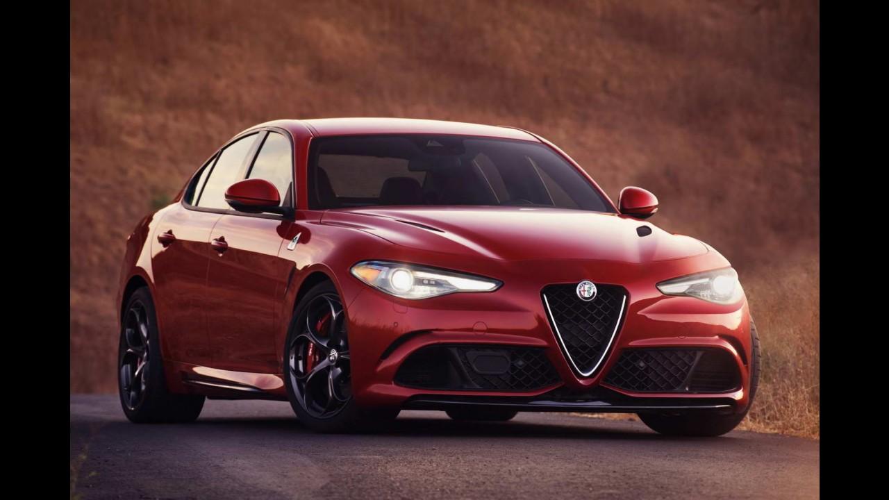 Alfa Romeo Giulia: atraso no lançamento por problemas de segurança