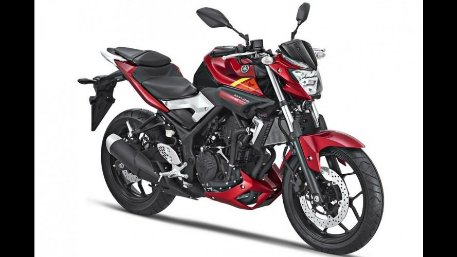 Yamaha lança MT-25: 250 cc e 35,5 cv na Indonésia por cerca de R$ 10,7 mil
