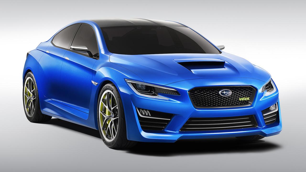 2017 Subaru Wrx Concept