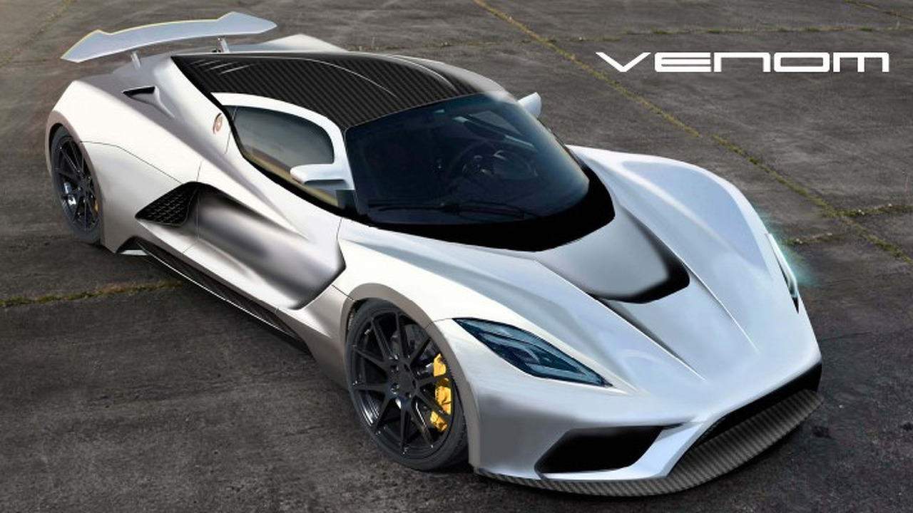 Venom Gt 2017 >> Hennessey Teases Venom F5 On Video Scheduled For Sema Debut
