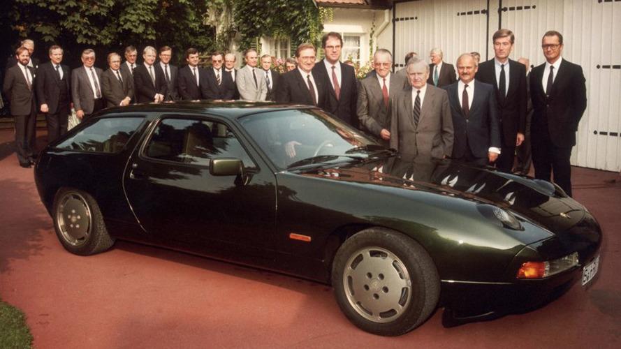 La Porsche 928 fête ses 40 ans à Rétromobile