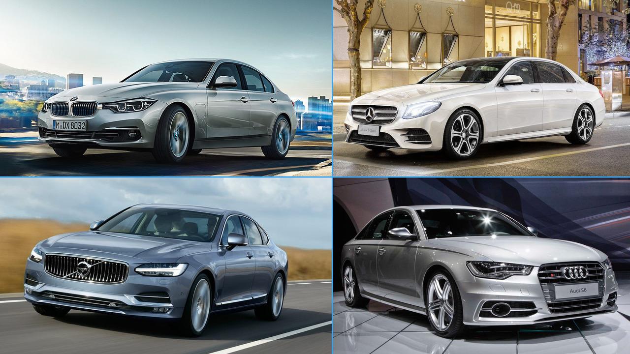 Premium sınıf otomobiller
