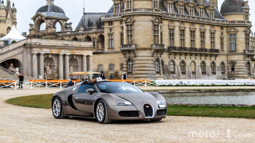 Les prix de la Bugatti Veyron s'envolent !