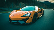 McLaren 570S Coupe by Novitec