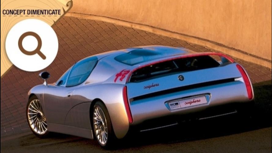 Alfa Romeo Scighera, la supercar che parla in dialetto