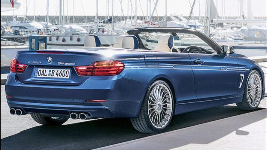 Alpina B4 Bi-Turbo Cabrio
