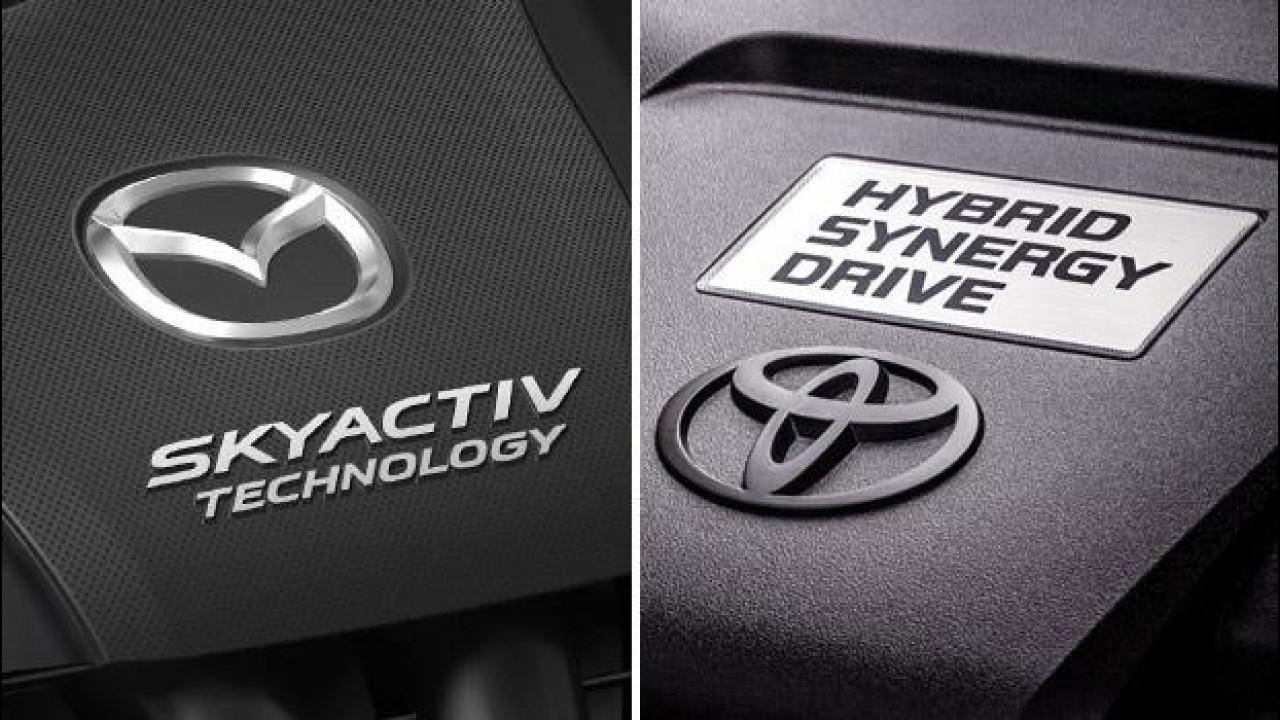 [Copertina] - Mazda e Toyota uniscono le forze