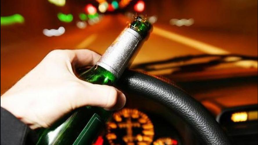 Incidenti, sospesa la diffusione dei dati sulla guida in stato d'ebbrezza