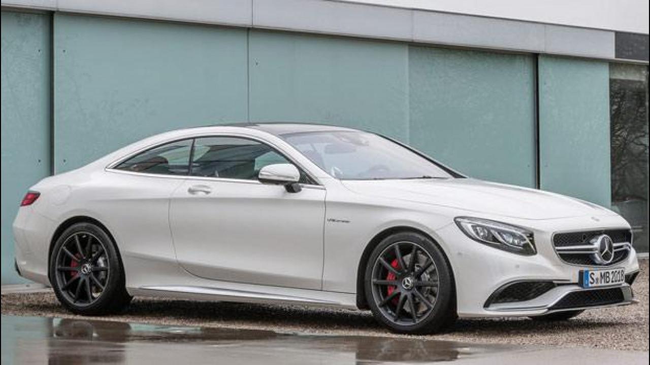 [Copertina] - Mercedes S 63 AMG Coupé, lusso sportivo