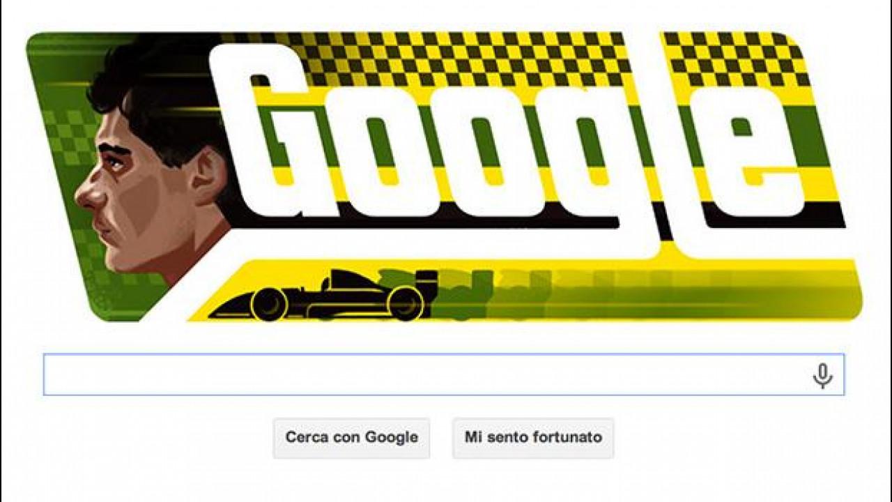 [Copertina] - Ayrton Senna: il buon compleanno da Google