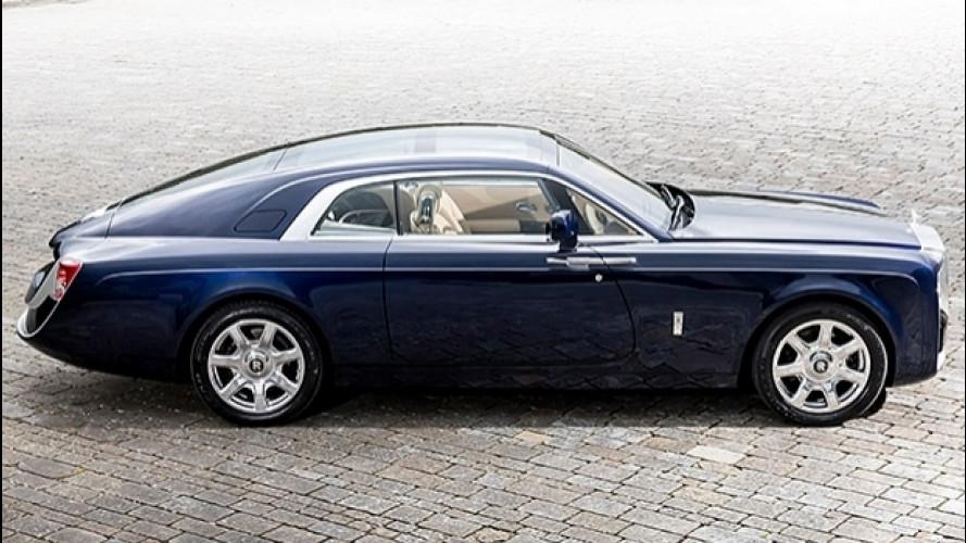 Rolls-Royce Sweptail, unica e su misura