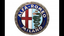 Alfa Romeo, logo 1950