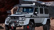 Brabus 550 Adventure 4x4², zero compromessi