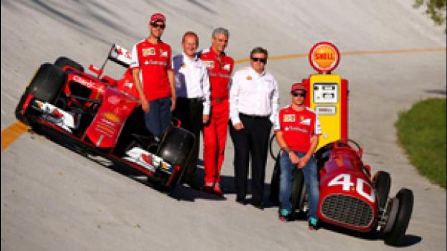 Ferrari, con Shell la partnership si rinnova