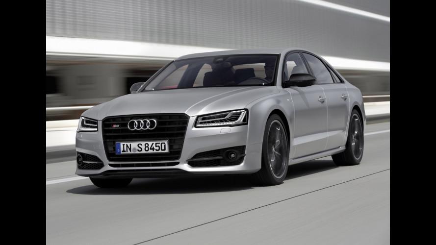 Audi S8 plus, quando i cavalli non bastano