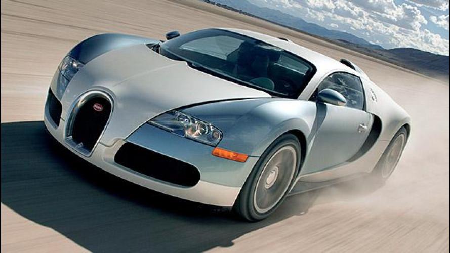 Bugatti Veyron, un'hypercar molto speciale