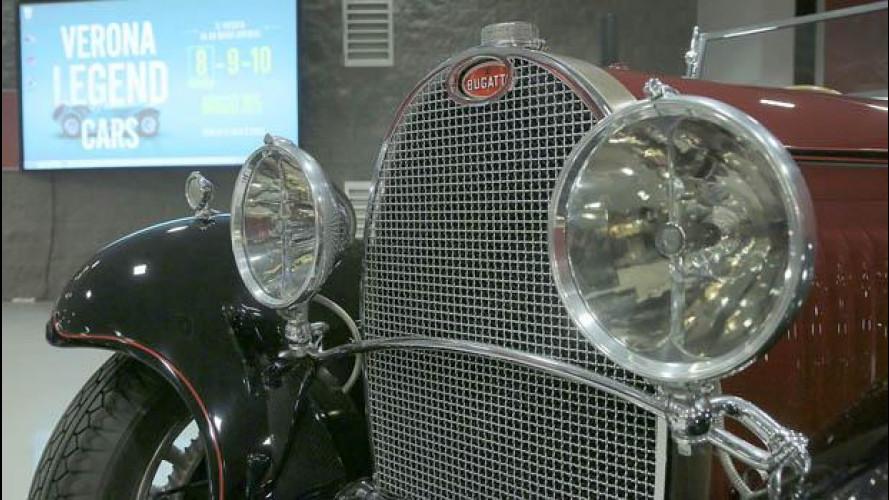 Verona Legend Cars, inizia il conto alla rovescia