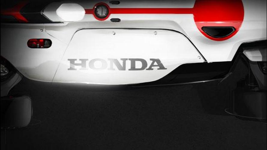 Honda Project 2 & 4, un po' auto, un po' moto