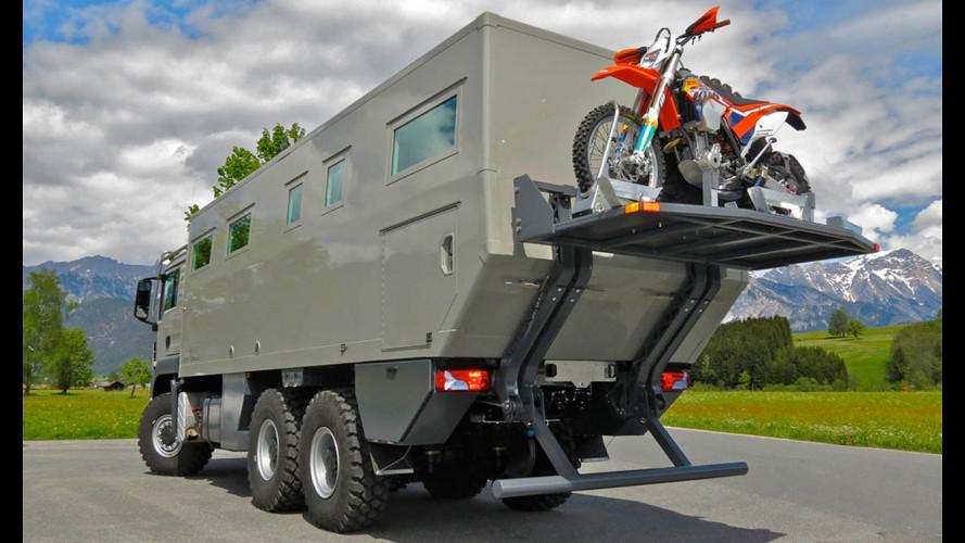 ¿Pagarías 800.000 euros por un camper como el Globecruiser 7500?