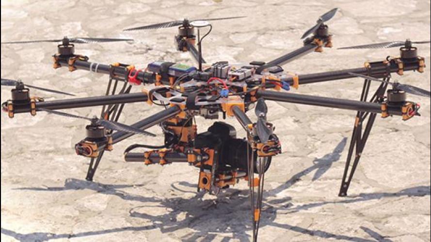 Droni, interviene l'Unione europea sul problema sicurezza