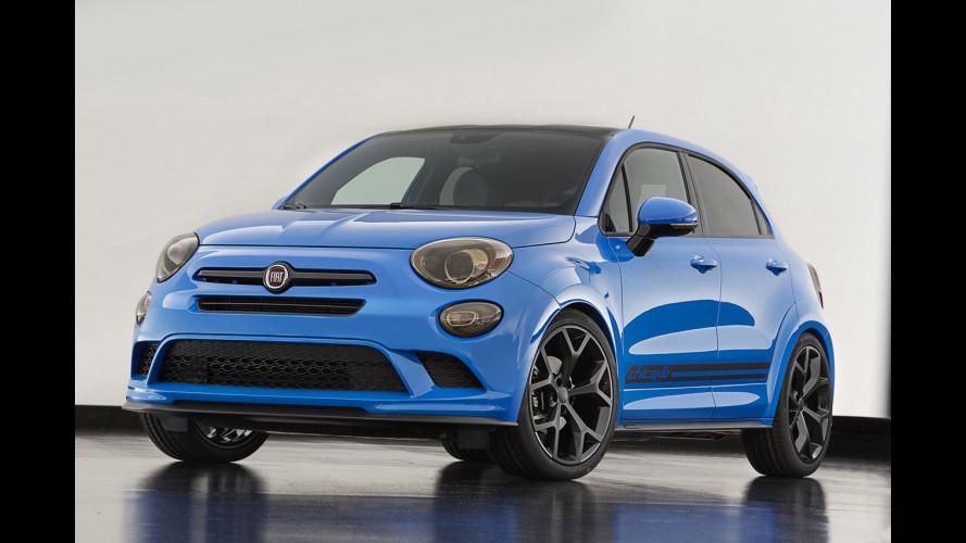 """Fiat 500X Chicane, """"cattiva"""" come non mai"""