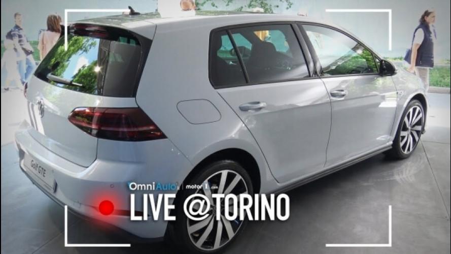 Volkswagen e-Golf, l'elettrica da oltre 200 km di autonomia [VIDEO]