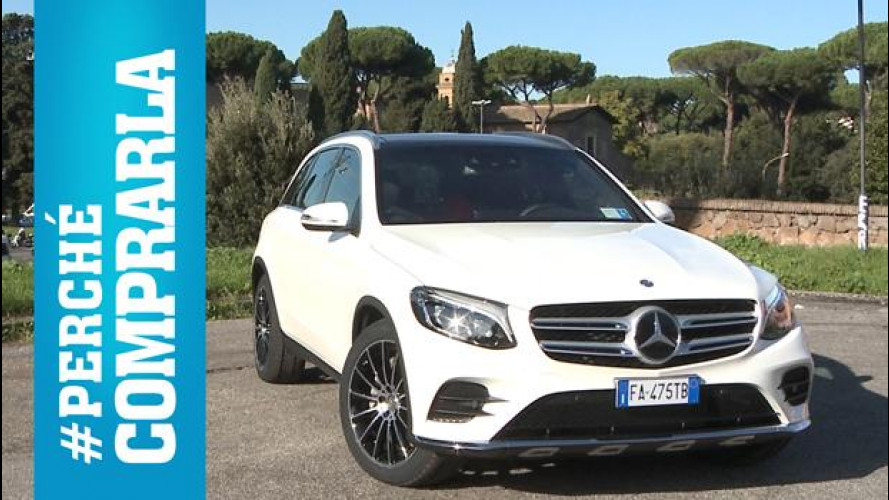 Mercedes GLC, perché comprarla... e perché no [VIDEO]
