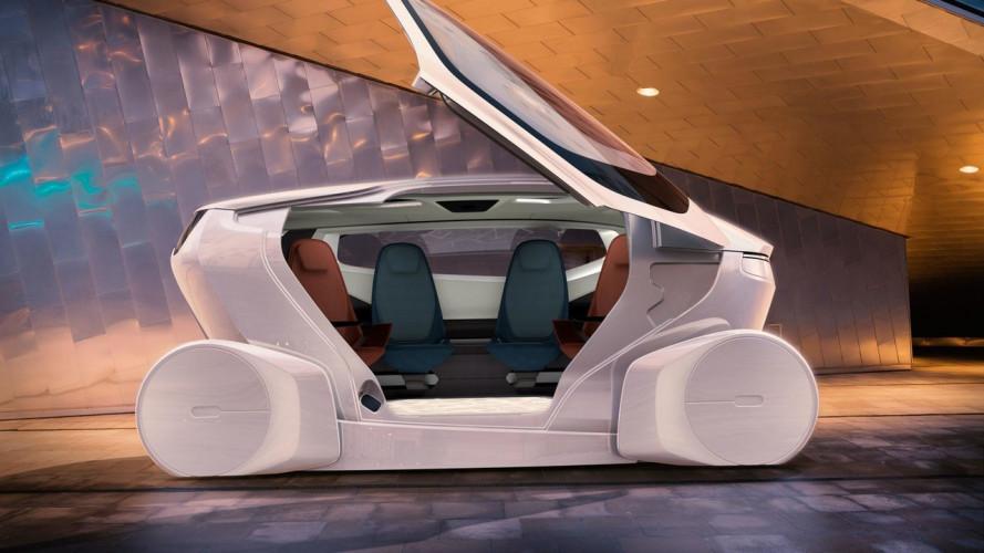 NEVS InMotion Concept, sarà così l'auto condivisa del futuro? [VIDEO]