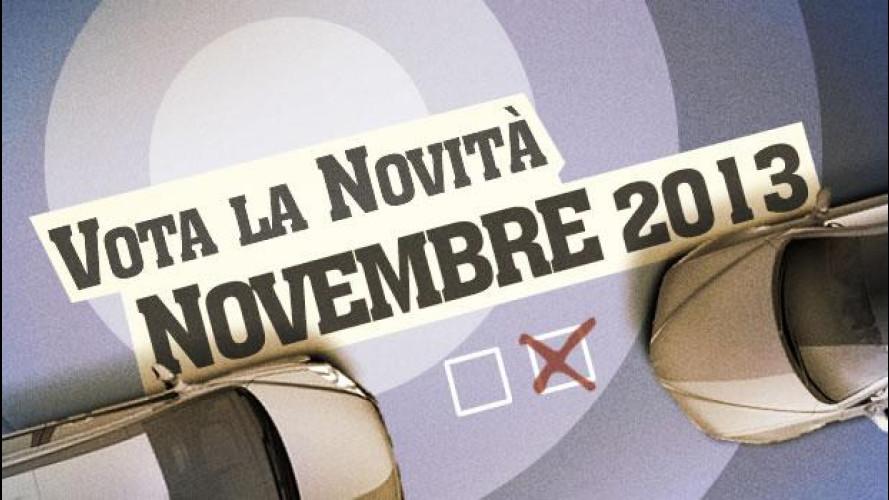 Vota la novità di novembre 2013
