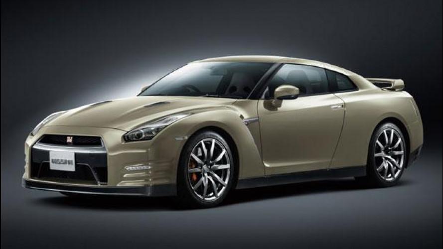 Nissan GT-R, si aggiorna per festeggiare i suoi primi 45 anni