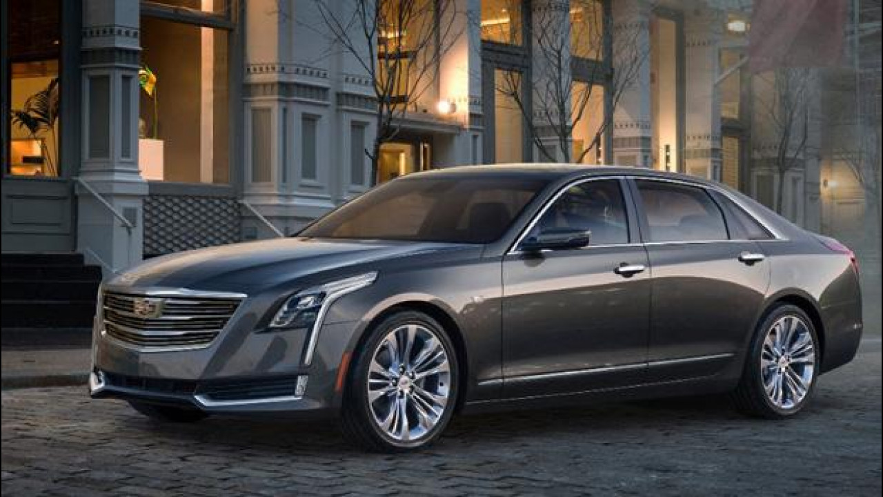 [Copertina] - Cadillac CT6, la grande americana leggera