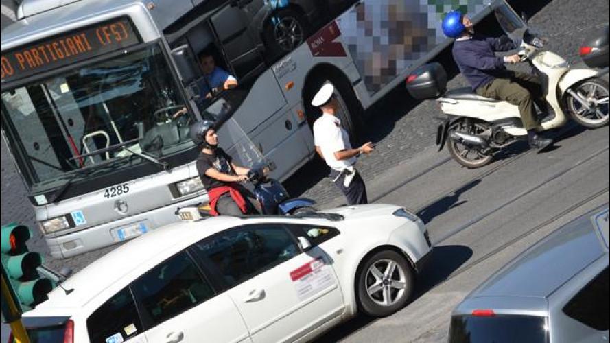 [Copertina] - Blocco del traffico a Roma domenica 19 gennaio: tutte le info