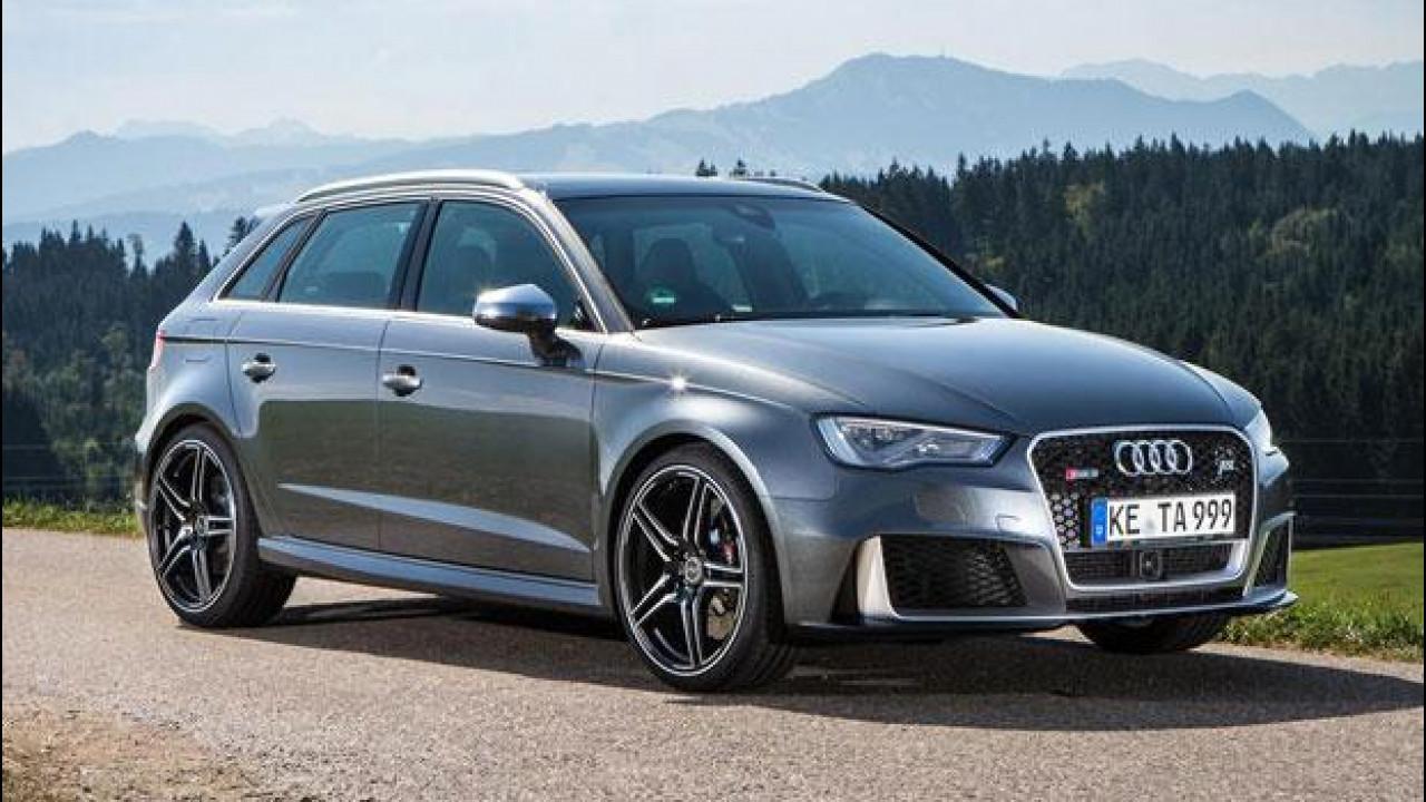 [Copertina] - Audi RS 3 Sportback, 430 CV con ABT