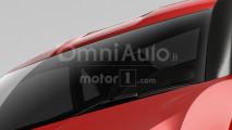 Nuova Lotus Elise, il rendering